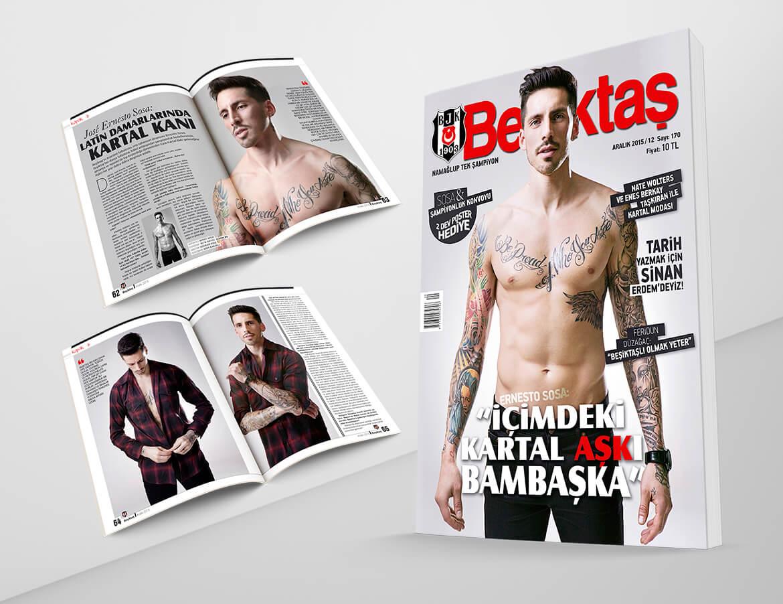 BJK Beşiktaş Dergisi